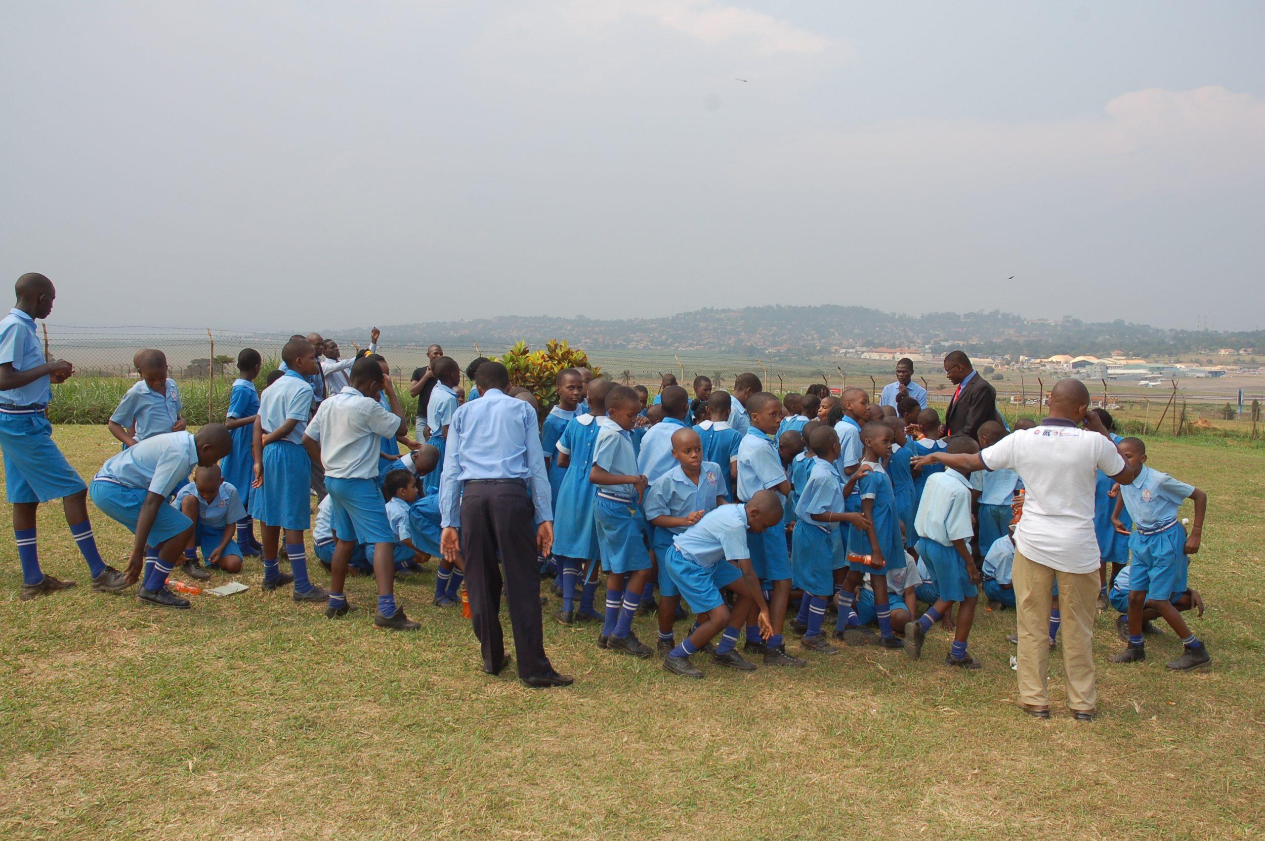 school tours Uganda