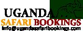 Uganda safari bookings logo