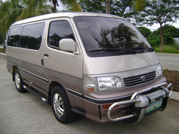 Super custom van